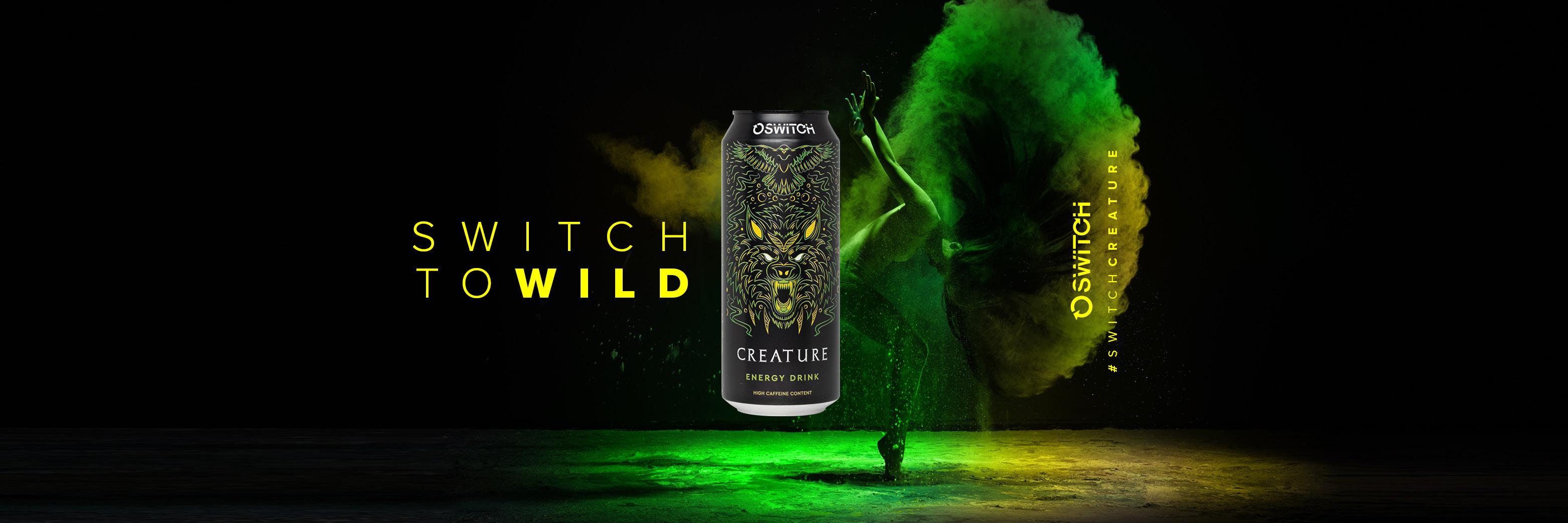 Switch to wild