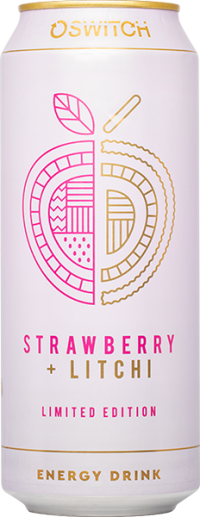Switch Strawberry Litchi
