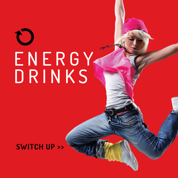 Switch energy drinks