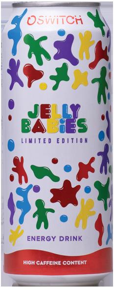 Switch Jelly Babies